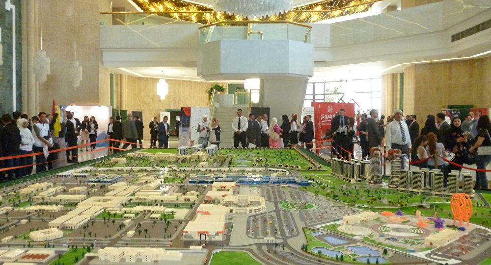 قصر الأمويين للمؤتمرات جنوب دمشق