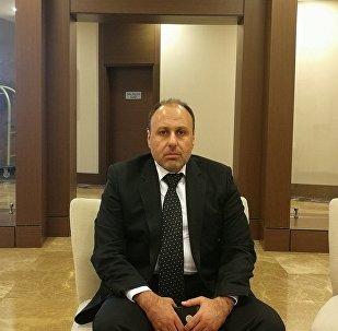 عضو الائتلاف الوطني السوري ياسر فرحان