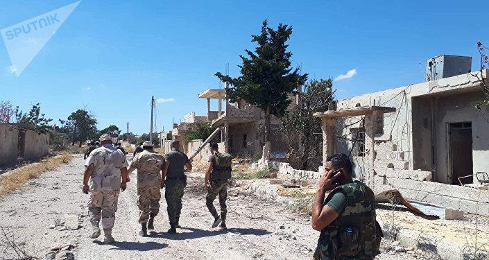معركة النمر بدأت أمنيا في إدلب... والنصرة تتزعزع