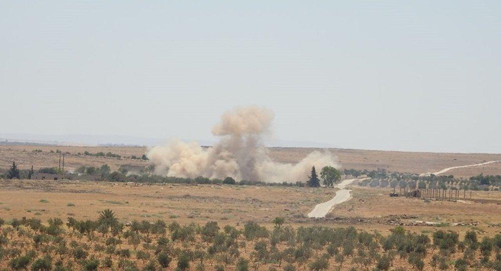 الجيش السوري يصد هجوما لجبهة النصرة في ريف حماة الشمالي