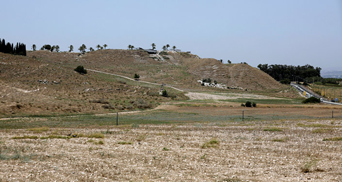 آثار مجدو القديمة