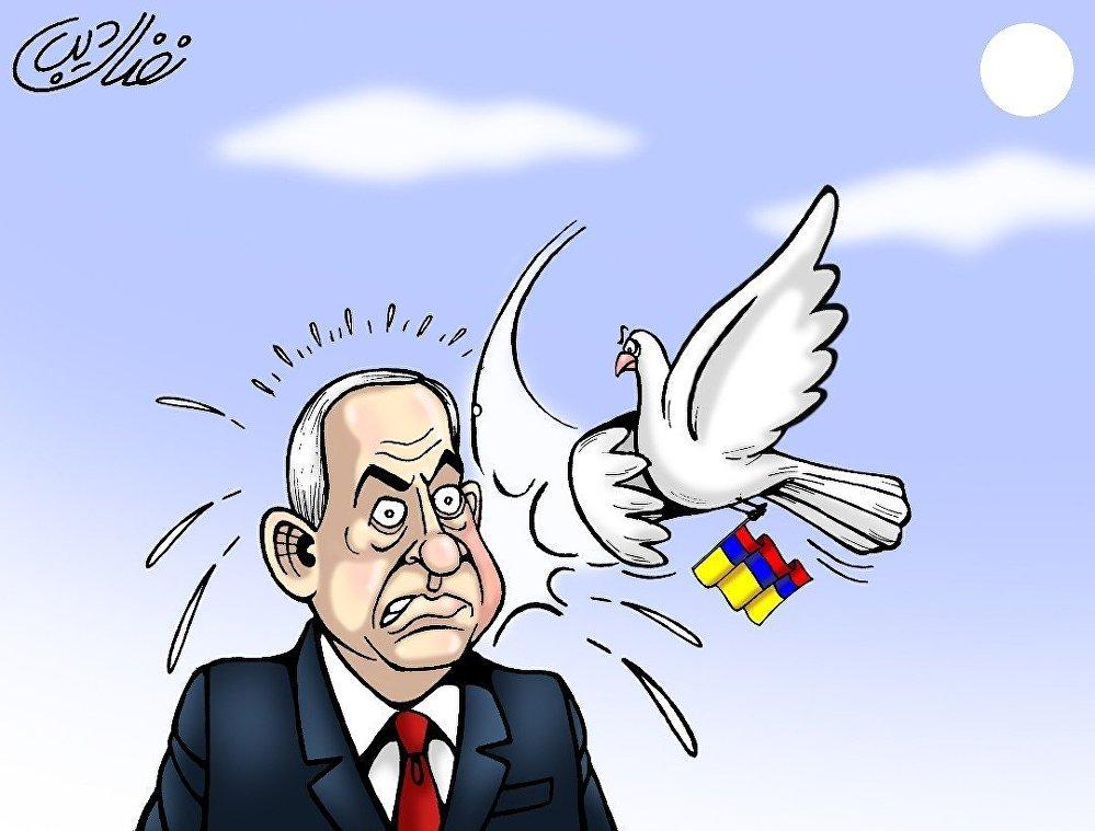 صفعة كولومبية لإسرائيل