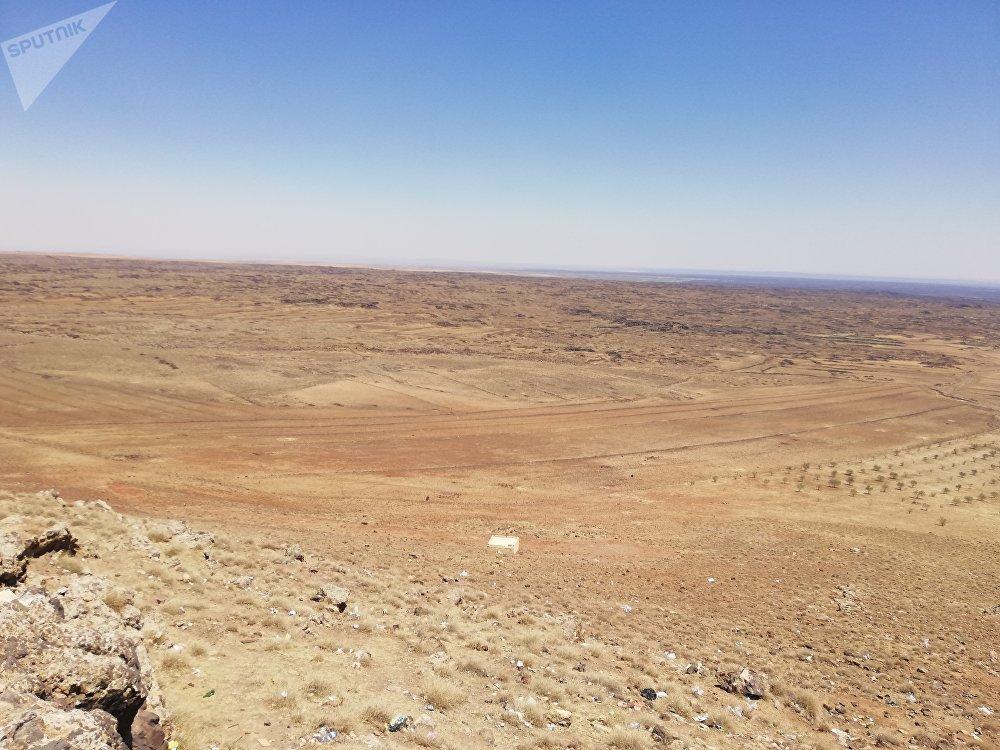 الجيش السوري يستأنف تطهير1500 كم2 من داعش ويكتسح مواقعه على طول بادية السويداء