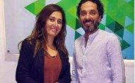 الممثلة المصرية حلا شيحة بعد خلعها للحجاب