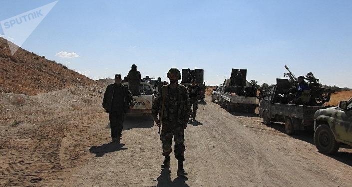 تنذر بعاصفة عاتية شمالا...تعزيزات غير مسبوقة للجيش السوري إلى جبهات إدلب