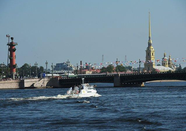 مدينة سانت بطرسبورغ