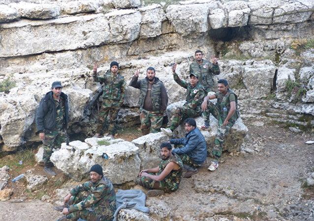 الجيش السوري يسحق آمال جبهة النصرة بريف حماة الشمالي