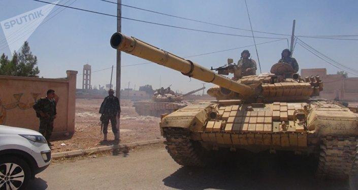 الجيش السوري يستعد لتحرير إدلب