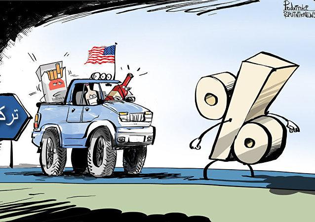 تركيا...لن تمر الأزمة الاقتصادية دون رد