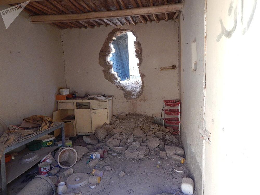 مدينة كوجود الإيزيدية بعد رحيل داعش