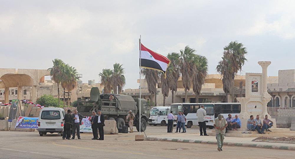 معبر نصيب الحدودي على أتم الاستعداد لاستقبال اللاجئين السوريين من الأردن