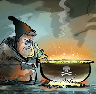 كييف تخطط لتسميم أهالي دونباس بمخلفات مشعة