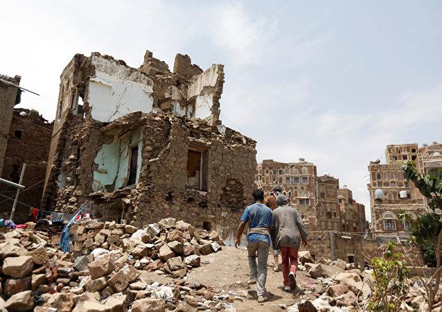 صنعاء، اليمن 8 أغسطس/ آب 2018