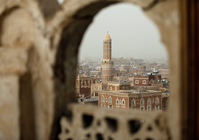 صنعاء، اليمن 14 أغسطس/ آب 2018