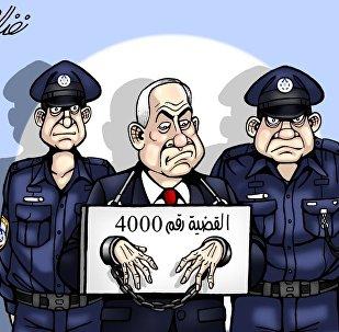 الشرطة الإسرائيلية ستحقق الجمعة مع نتنياهو