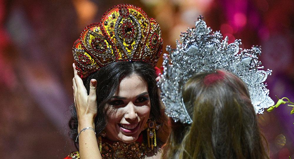 مسابقة ملكة جمال روسيا