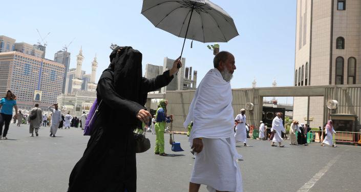 الحج، مكة، السعودية، 18 أغسطس/ آب 2018