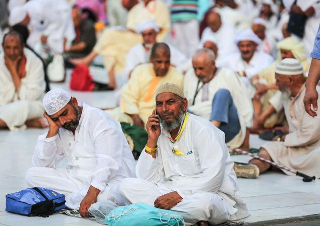 الحج، مكة، السعودية 17   أغسطس/ آب 2018