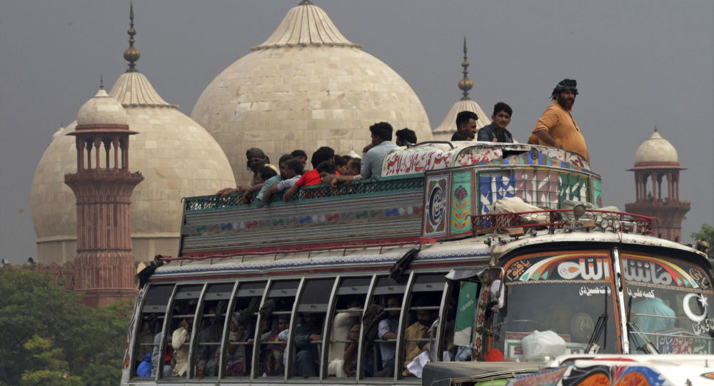 الاحتفال بـ عيد الأضحى في مختلف دول العالم - لاهور، باكستان 20 أغسطس/ آب 2018