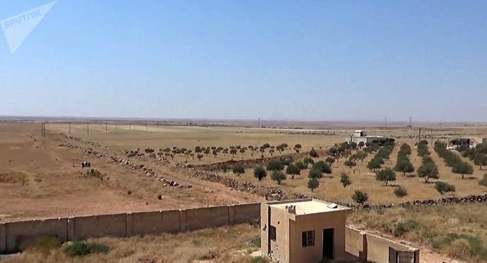 منطقة نقطة مراقبة تركية في إدلب