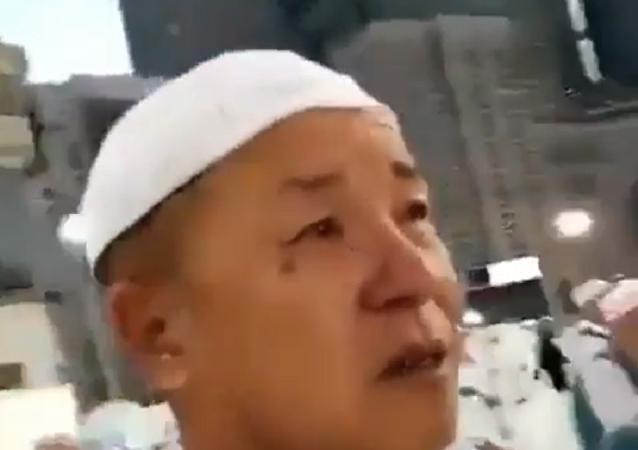 ما سبب مغادرة حجاج صينيون الحرم المكي بهذه الطريقة المؤثرة