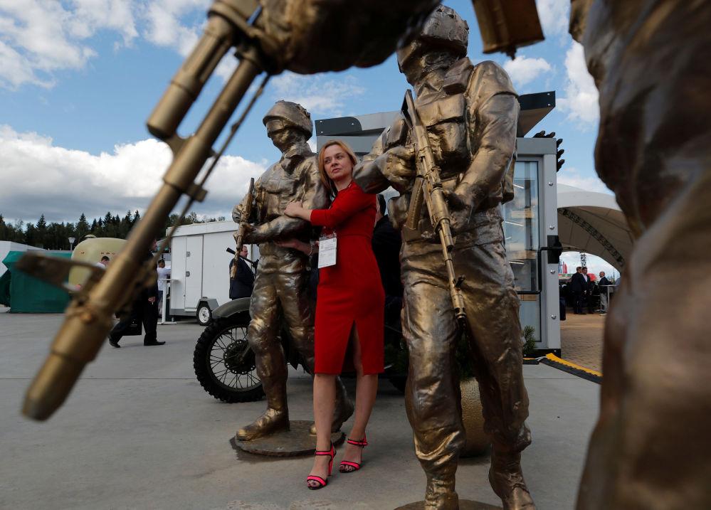 المنتدى التقني العسكري الدولي أرميا - 2018 (الجيش - 2018 في كوبينكا