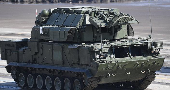 منظومة صواريخ مضادة لأهداف جوية تور-إم2أو
