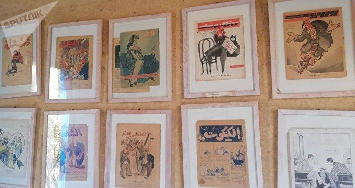 متحف الكاريكاتير 1