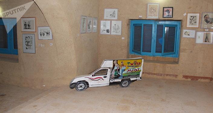 متحف الكاريكاتير 6