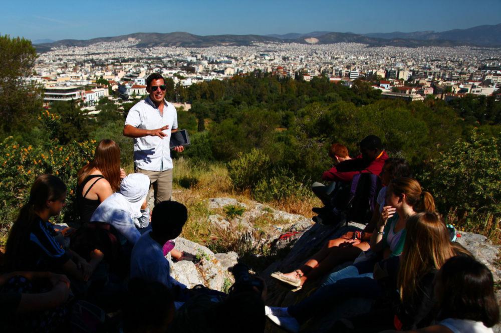 مدرسة ثينك غلوبال الثانوية المستقلة في أثينا، اليونان
