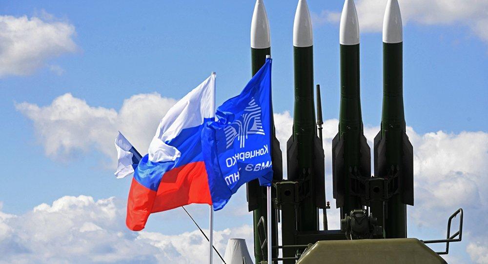 صواريخ نظام الدفاع الجوي بوك-إم2أ