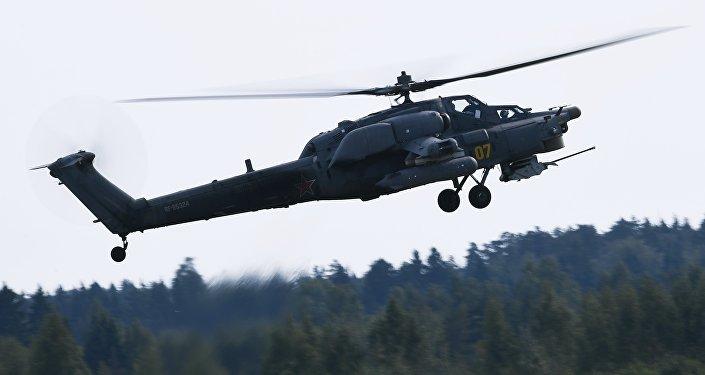 مروحية مي-28إن