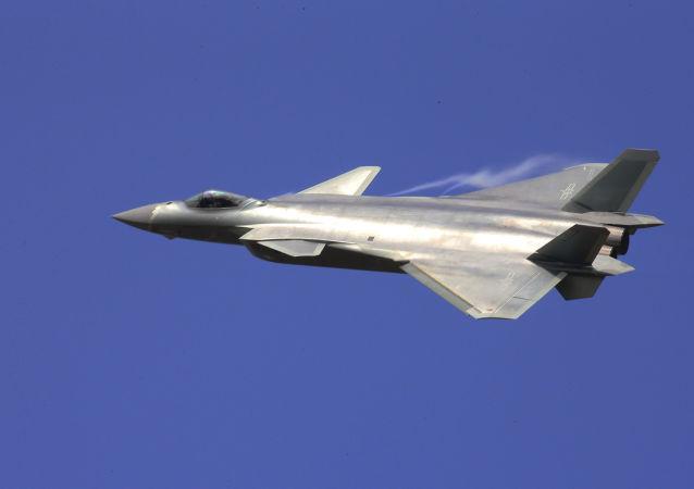 مقاتلة الجيل الخامس الصينية J-20