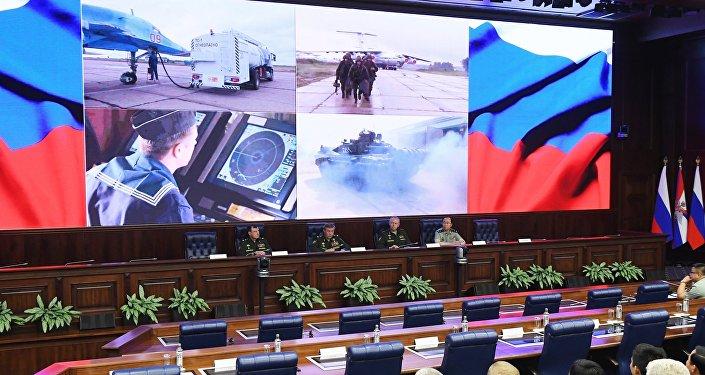مؤتمر للاستعداد للمناورات الروسية الشرق-2018