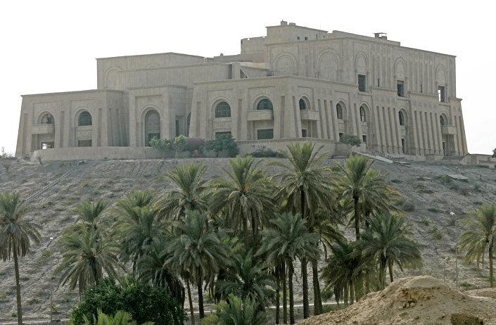 قصر صدام حسين في بابل