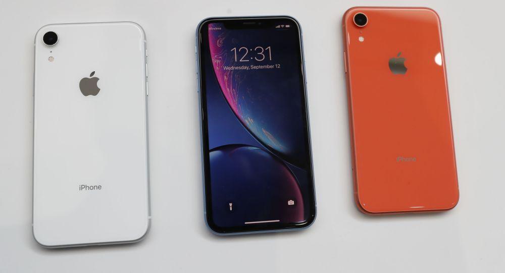 هاتف iPhone XR الجديد
