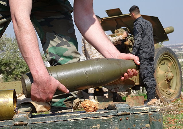 الجيش السوري على مشارف إدلب