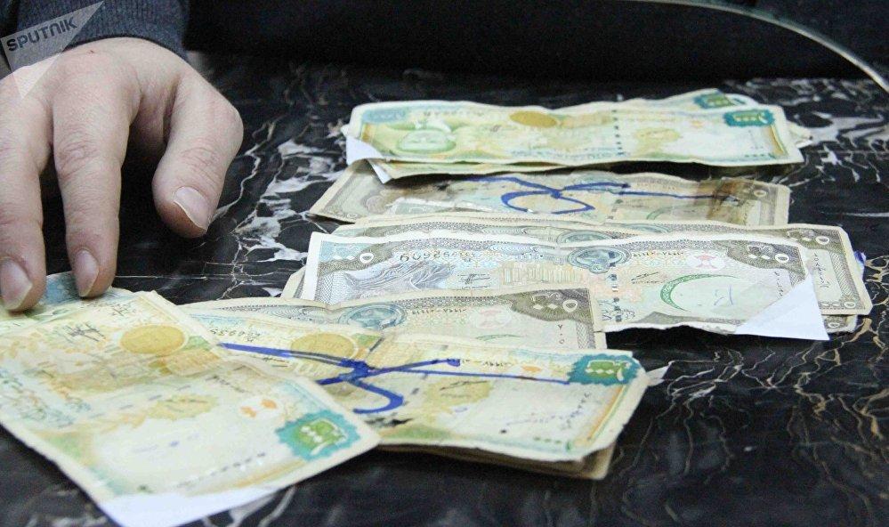 المركزي السوري يستبدل الفئات النقدية الصغيرة ويتطلع جديا نحو التداول الرقمي
