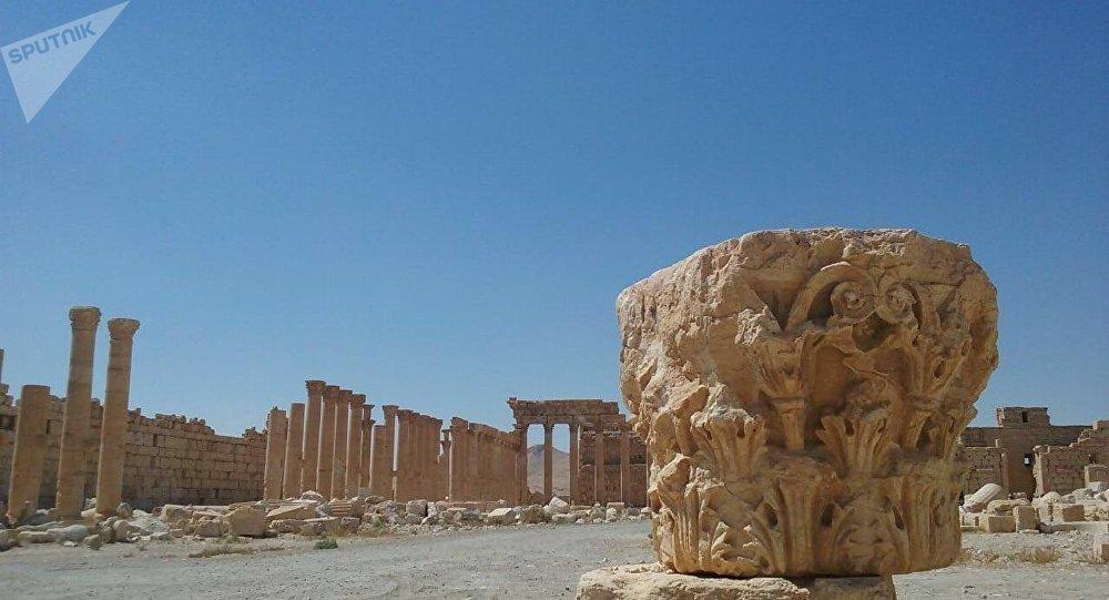 تدمر، سوريا