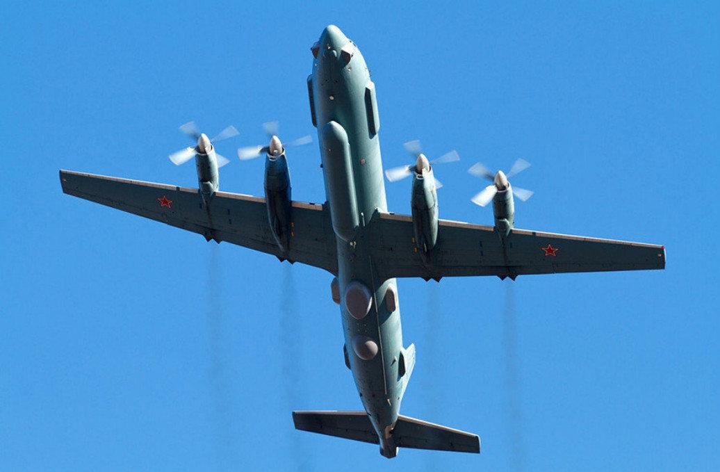 """تعرف على الطائرة الروسية """"إيل-20"""" بالصور والفيديو 1035375472"""