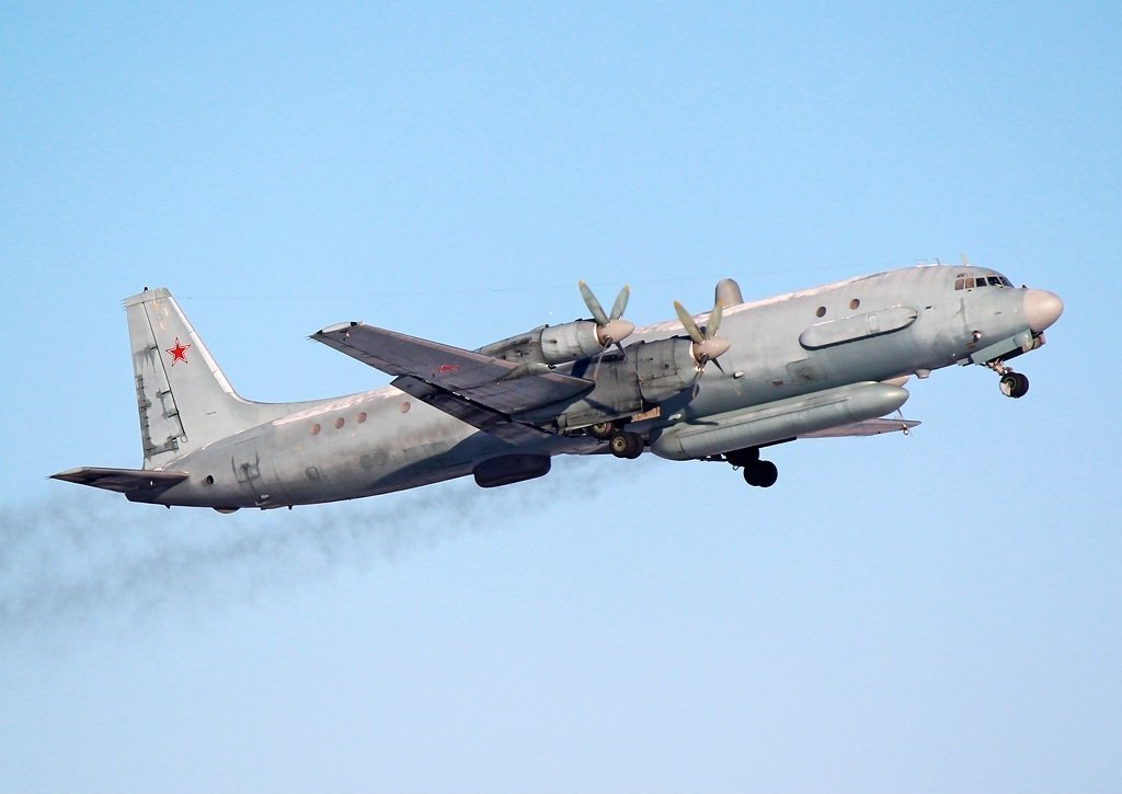 """تعرف على الطائرة الروسية """"إيل-20"""" بالصور والفيديو 1035375534"""
