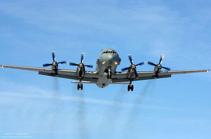"""تعرف على الطائرة الروسية """"إيل-20"""" بالصور والفيديو 1035376944"""