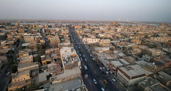 مدينة البصرة، العراق 9 سبتمبر/ أيلول 2018