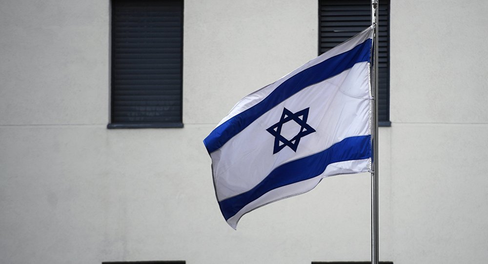 السفارة الإسرائيلية في موسكو، 18 سبتمبر/ أيلول 2018