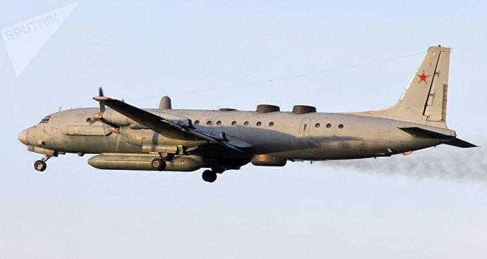 طائرة إيل-20 الروسية