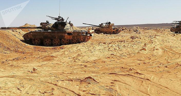 اتفاق التنف منجز...نازحو (الركبان) إلى قراهم ومسلحو البنتاغون الى جرابلس