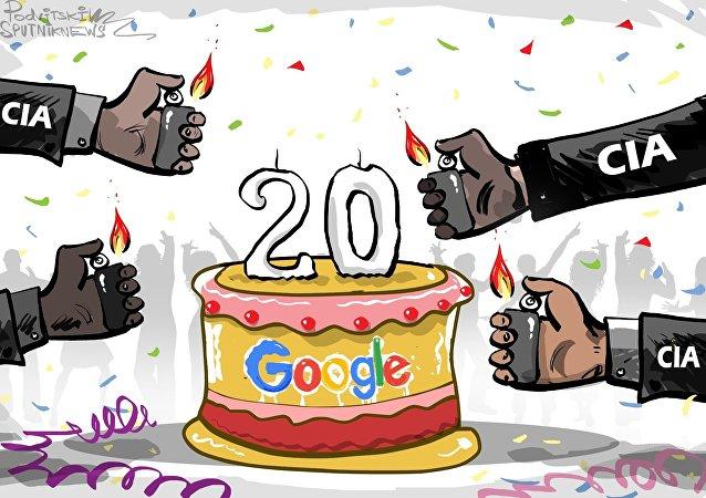 غوغل تحتفل بعيد ميلادها الـ 20