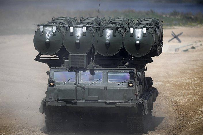 منظومة صواريخ مضادة للطيران