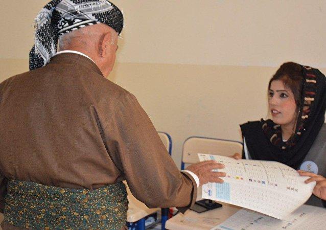 انتخابات إقليم كردستان