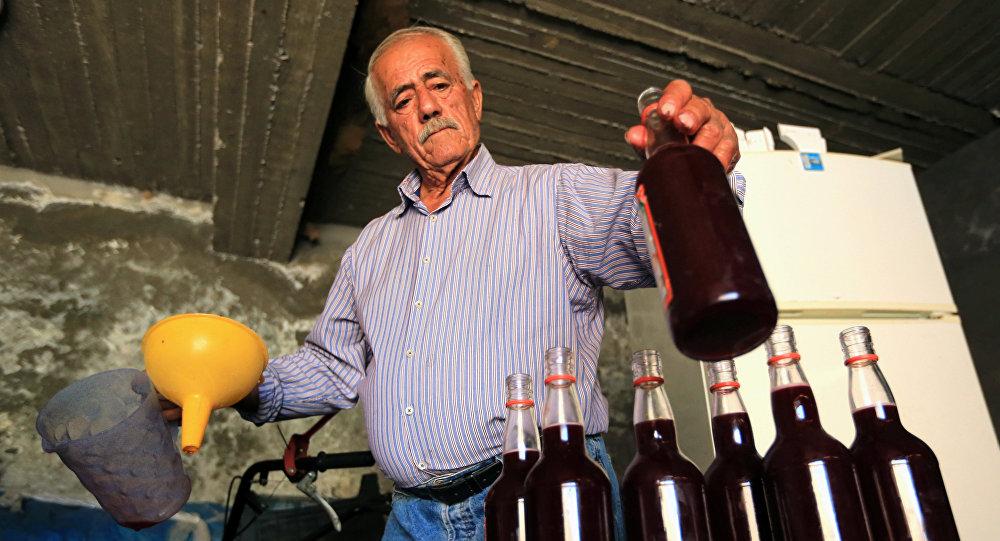 كوركيس إسحاق موشي .. صناعة النبيذ